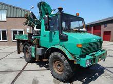 Used 1991 Unimog 170