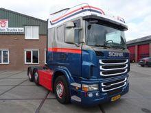 2011 Scania G 480/HIGHLINE/6X2/