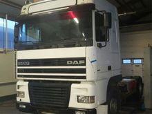 Used 2001 DAF FT XF9