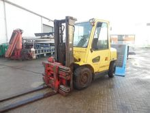 Used 2002 Hyster h 4