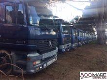 1998 Mercedes Benz Trucks