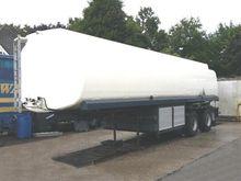 1992 Lag 2 Axle Fuel Tanker 5 c