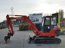 1998 Hitachi EX45-2 Skid Steer