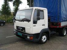 1997 MAN 8.163 Tractor unit