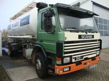 1988 Scania 92m steelsprings Ta