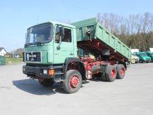 Used 1995 MAN F10 /
