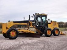2009 Caterpillar 120M Grader
