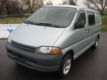 1999 Toyota HiAce 2.4, 2WD Misc