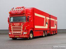 2008 Scania R620 V8 6X2 SPECIAL