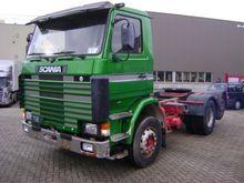 Used Scania 112 inte