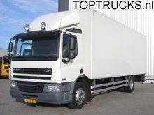 2011 DAF CF 75.250 EURO 5 GESLO