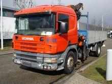 1999 Scania 94 pk 21000 Truck C