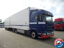 2007 Scania R420 Highline + Con