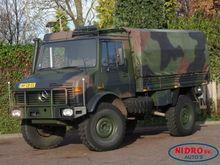 1986 Unimog MERCEDES 1300L 4x4