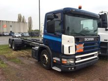 1996 Scania 94 G 300 pk Chassis