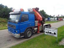 1999 Volvo FM12 6x4 380HK Truck