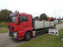 2008 MAN TGS 26.360 BL Truck Cr