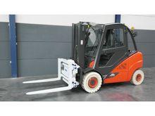 2013 Linde H 35 D-02 Forklift