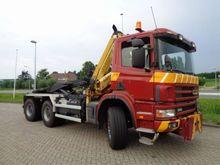2004 Scania 114-g-380, 9-tons v