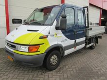 2004 Iveco Daily Open flatbed /