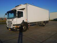 2007 Scania P270DB4X2HNA Freeze