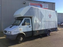 1996 Iveco Daily 40-12 116 pk L