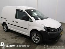 2014 Volkswagen Caddy 1.6 TDI 5