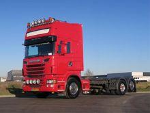 2011 Scania R 730 LB6x2*4MNA Ch