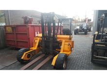 Kooiaap ?? Portable Forklift