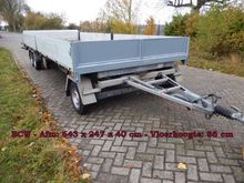 Open Schamelwagens: BCW, Van We
