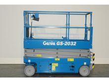 New 2016 Genie GS-20