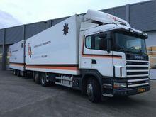 2000 Scania R114.380 6x2 / Reta