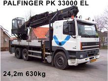 Used 1996 DAF FAS 85