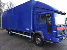 2000 Volvo 11.99 Box with load