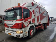 1997 Scania 94-D-220 Garbage tr