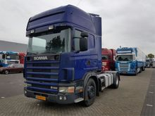 Used 2003 Scania R16