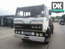 Used 1985 DAF 2500 T