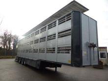 2015 Berdex 3 deks vee Cattle t