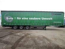 2008 Schmitz Cargobull Mega Jol