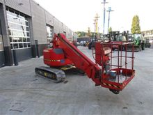 2008 Hitachi HX99B-2 Working pl