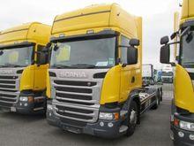 2013 Scania R 450 LB6x2MNB BDF