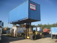 20 foot container ready to ship