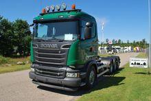 2014 Scania R730 LB 8x4-4 HNB 3