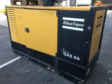 2006 Atlas Copco QAS60 Noise re