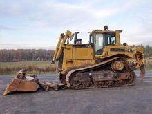 2002 Caterpillar D8R Crawler Do