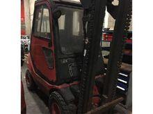 1992 Linde H25D Forklift