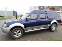 2003 Nissan Pick-up 2.5 DTI DOU