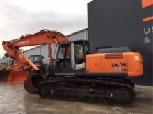 2008 Hitachi ZX280-3LC Crawler