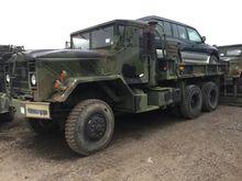 1984 AMG. Reo M 931 2A Trucks