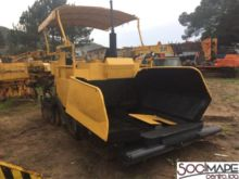 1981 Abg 260S Asphaltpaver on t
